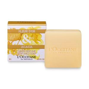 Fleur d'Or & Acacia Perfumed Soap