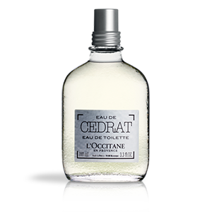 Cedrat fragrance for men - fresh woody perfume 100ml