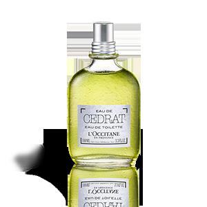Cedrat fragrance for men - fresh woody perfume 100ml