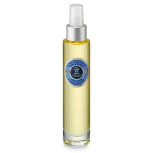 Hair and body oil with nourishing shea butter