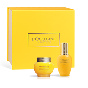 Immortelle Divine UV Protection Advance Skincare Duo