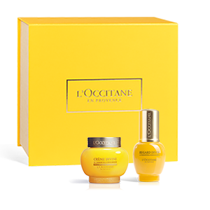 Immortelle Divine UV Protection Eye & Skin Duo