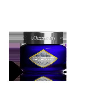 Precious anti wrinkle cream for night