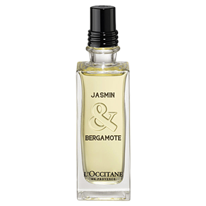 Jasmine and bergamot fragrance for women with bergamot and jasmine absolute essential oils for a citrus floral scent