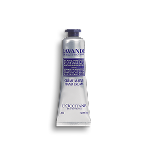 Lavender Hand Cream (Travel Size)