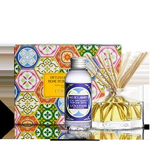 Lavender Home Diffuser Set