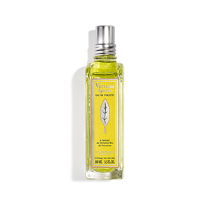 Fresh citrus lemon scented verbena fragrance, perfect summer perfume