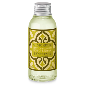 Lemon verbena home perfume diffuser refill from L'OCCITANE