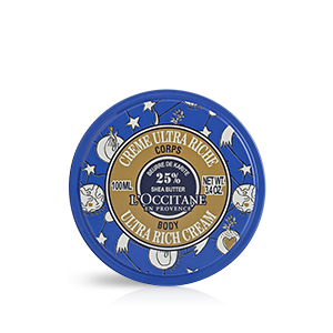 Limited Edition Design Shea Ultra Rich Body Cream