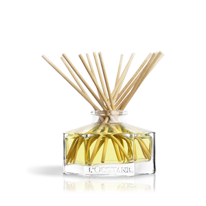 Luxury home perfume diffuser set from L'OCCITANE