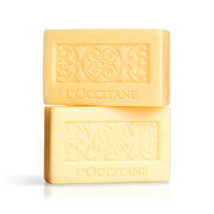 Luxury Provence French milled soap gift sets from L'OCCITANE