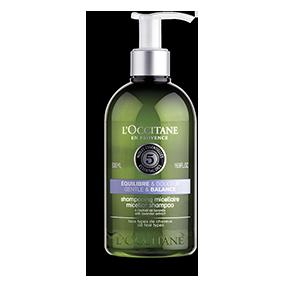 Luxury Size Gentle & Balance Micellar Shampoo