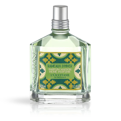 Luxury wood scented home perfume from L'OCCITANE
