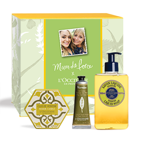 Mum De Force Verbena Gift Set