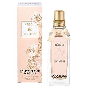 Orange Blossom and Orchid eau de toilette  Fragrance