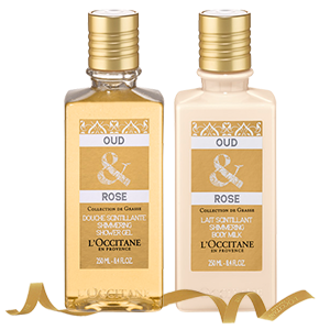 Oud & Rose Body Care Duo