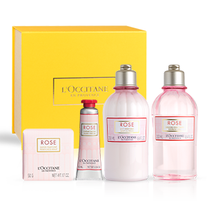 Rose Body Care Collection