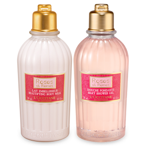Roses et Reines Body Care Duo