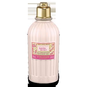 Roses et Reines Jardin Secret Gentle Body Milk