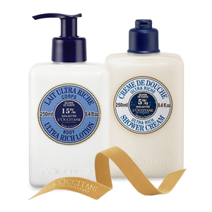 Shea Body Care Duo