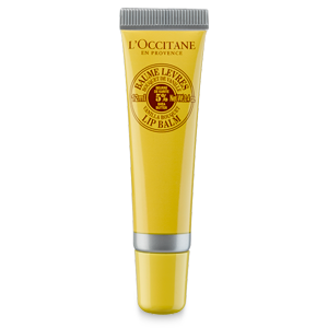 Shea Vanilla lip balm with shea butter to nourish dry lips