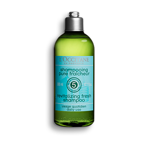 Silicone free natural shampoo with essential oils of peppermint, lavender and rosemary for a cooling sensation