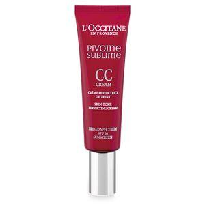 Pivoine Sublime CC Skin Tone Perfecting Cream Light SPF20