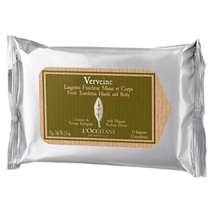Verbena Refreshing Towelettes