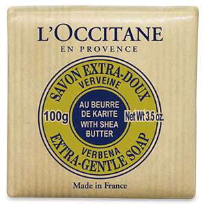 Verbena Shea Butter Extra Gentle Soap