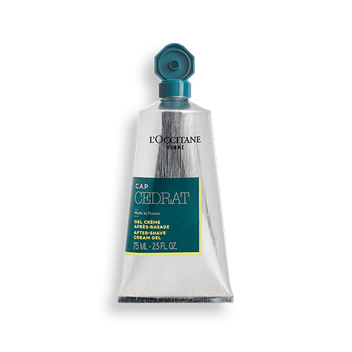 Cap Cedrat Cream Gel After Shave