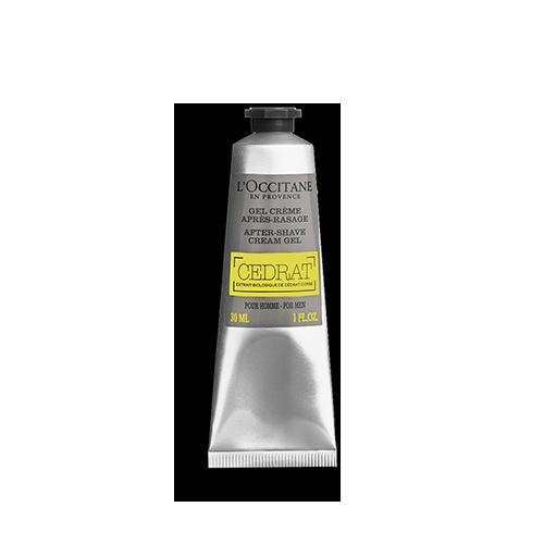 Cedrat After Shave Cream Gel (Travel Size)