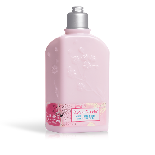 Cherry Pastel Shower Gel