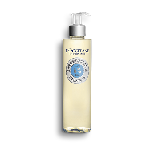 Shea Cleansing Oil