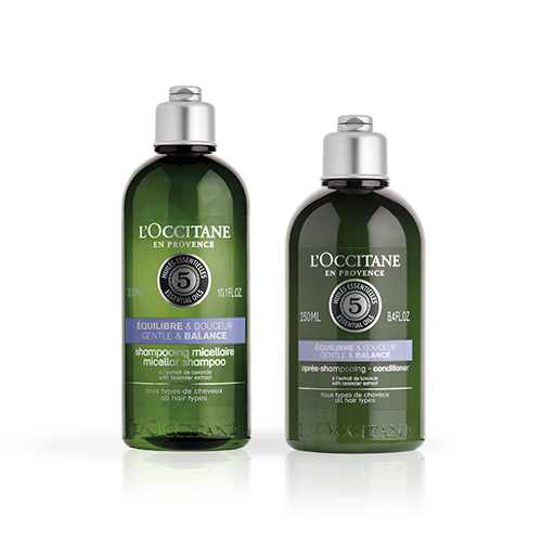 Gentle & Balance Hair Care Duo