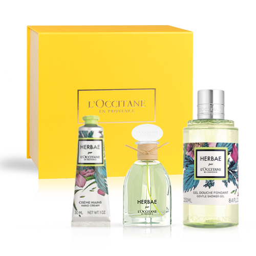 Herbae By L'OCCITANE Gift Set