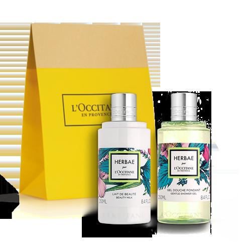 Herbae par L'OCCITANE Duo