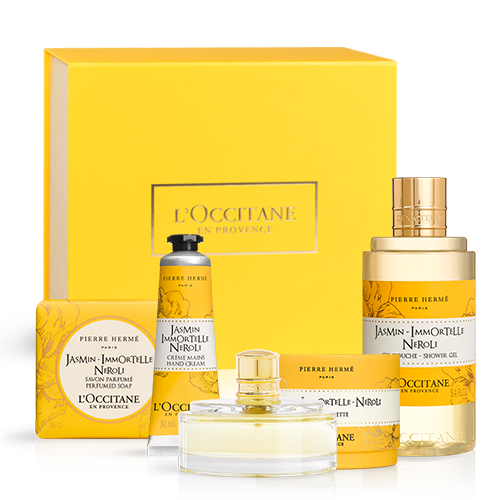 Jasmin Immortelle Neroli Sensual Collection