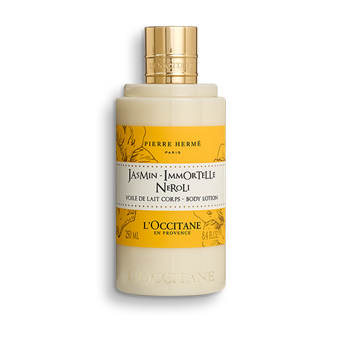 Jasmin Immortelle Neroli Body Lotion