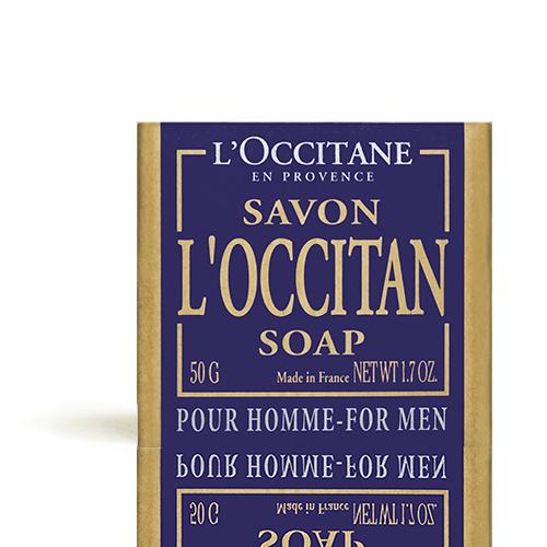 L'OCCITAN SOAP FOR MEN