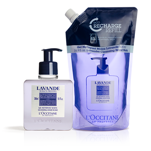 Lavender Hand Wash Refill Duo