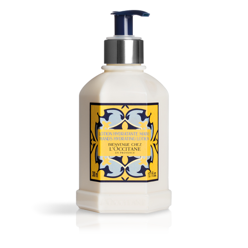 WELCOME TO L'OCCITANE Hydrating Hand Lotion