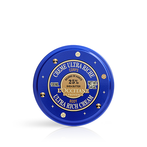 Limited Edition Shea Ultra Rich Body Cream (Travel Size)