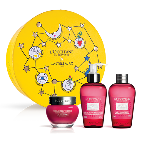 Peony Skincare Collection