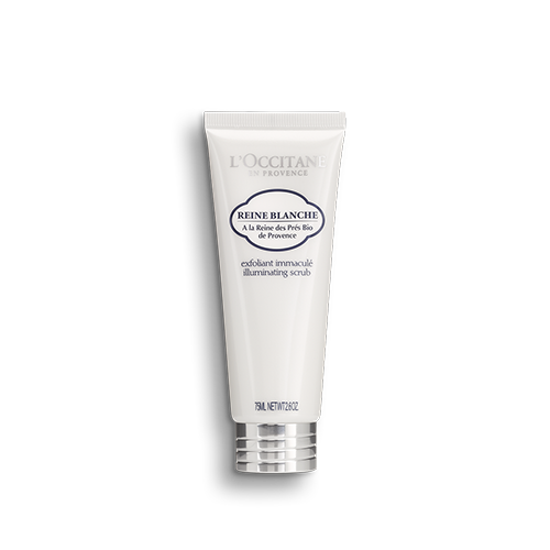 Reine Blanche Illuminating Face Scrub