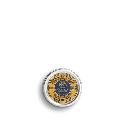 Pure Shea Butter Organic Certified (Travel Size)
