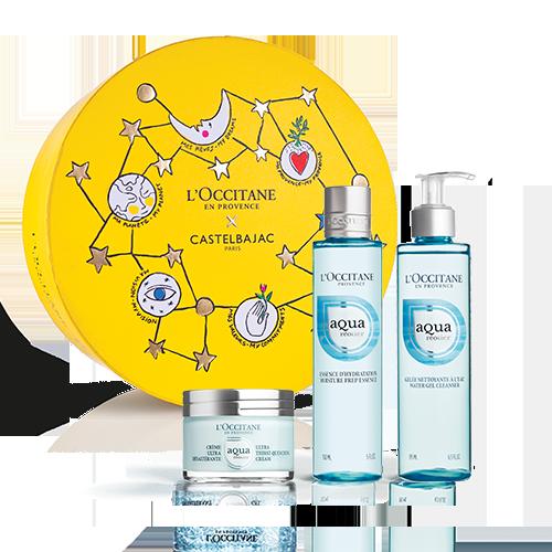 Hydrating Aqua Réotier Cream Collection