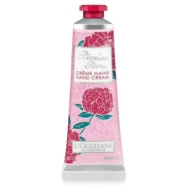 pivoine flora hand cream travel size l 39 occitane en provence united kingdom. Black Bedroom Furniture Sets. Home Design Ideas