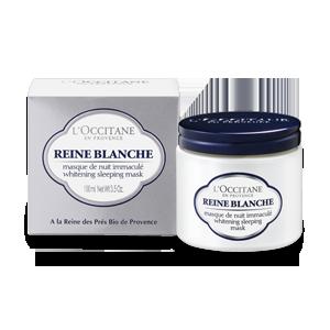 Reine Blanche Whitening Sleeping Mask