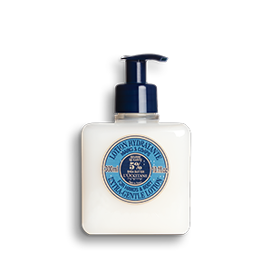 Shea Butter Extra Gentle Lotion for Hands & Body - Milk