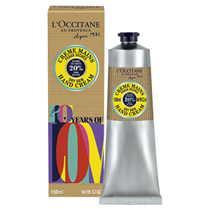 Shea Butter Hand Cream - 40th Anniversary Limited Edition